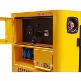 Generator curent diesel Stager YDE12T