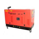 Generator de curent cu automatizare inclusa Senci SDE12LS3