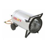 Incalzitor pe GPL CALORE GP110AI, carcasa INOX, putere 102,97kW, alimentare 230V, pornire AUTOMATA