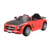 Masina cu baterii pentru copii MERCEDES BENZ SLS-AMG-RED