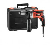 Masina de gaurit Black&Decker 800W 1.5-13MM