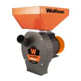 Moara electrica pentru cereale si fructe Wolfson MCR-2