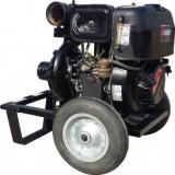 Motopompa de presiune Diesel DWP 188 K4 cu motor KAMA