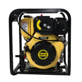 Motopompa DKD HP80 diesel pornire electrica