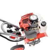 Motosapa Hecht 752, 2 cp, adancime de lucru 100 mm