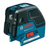 Nivela laser cu puncte/linii Bosch GCL 25