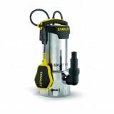 Pompa submersibila Stanley pentru apa murdara 1100W 16500 l/h - SXUP1100XDE