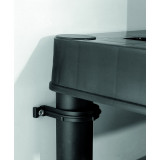 Raft depozitare 4 polite Keter Plus Shelf 60/4 - 80Kg