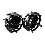 Set roti metalice Rotakt 4.00‑8
