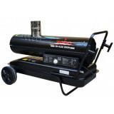 Tun de aer cald Zobo ZB-H100, ardere indirecta, 30kW