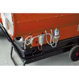 Tun de caldura cu ardere directa GE 65 Calore, putere 69.3 kW