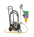 Pompa airless cu membrana pentru zugravit Wagner  SuperFinish 23 PRO Cart HEA