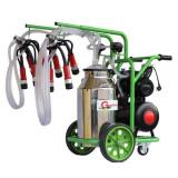Aparat de Muls T240 Inox PC Gardelina Green Line 2 posturi, 40 L
