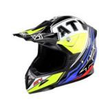 Casca din ABS pentru ATV și motocicleta, 1.32 kg HECHT 52915