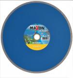 Disc diamantat de taiere continuu, 300x30-25.4x2 mm, taiere umeda, Maxon - MCS300C
