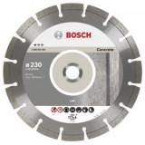 Disc diamantat Standard pentru beton Bosch 230 mm
