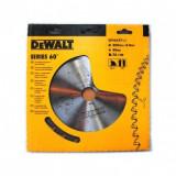 Disc Seria 60. 300x30x3mm. 72 dinti DeWalt - DT4357