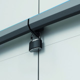 Dulap 3 polite gri Keter High Linear Utility 68x39x173cm