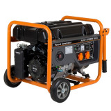 Generator curent benzina + kit transport Stager GG 6300W