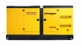 Generator silent Stager YDY220S3 diesel, 220kVA