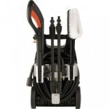 Masina de spalat cu presiune Black&Decker 1500 W 120 BAR 370 L + Perie terasa - PW1500SP Plus
