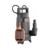 Pompa submersibila Black&Decker pentru apa murdara 750W 13000 l/h - BXUP750PTE