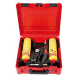 Set ROTHENBERGER SUPER FIRE 4 HOT BOX