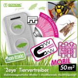 Aparat anti insecte zburatoare fluturi molii viespi Isotronic 92420