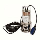 Pompa submersibila, apa murdara, cu flotor, Optim Vortex Inox 750
