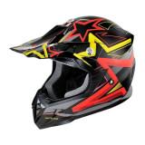 Casca din ABS pentru ATV și motocicleta, 1.32 kg HECHT 55915