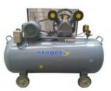 Compresor aer Stager HM V 0.6/370L 4.1 KW
