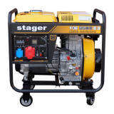 Generator curent diesel Stager YDE6500E3