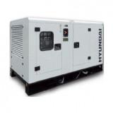 Generator de curent trifazat cu motor diesel HYUNDAI DHY22K(S)E 16kW