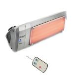 Incalzitor cu lampa infrarosu Heliosa 9.3 2000W IPX5 Amber Light cu telecomanda
