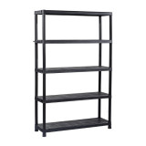 Raft depozitare 5 polite Keter Plus Shelf 120/5 - 350Kg
