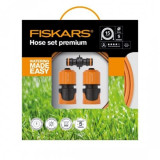 "Set furtun de gradina Fiskars Q4, 9mm (3/8""), 15m"