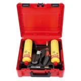 Set ROTHENBERGER SUPER FIRE 4 HOT BOX