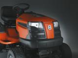 Tractoras tuns gazon Husqvarna TC 242