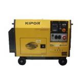 Generator curent diesel insonorizat Kipor KDE 12000 TA3