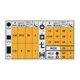 Banda ferastrau Femi 3280032 pentru masina de debitat N266 XL 6-10TPI