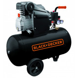 Compresor 50L Black+Decker BD 205/50
