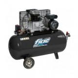 Compresor de aer profesional Fiac AB100/268, 100L, 2CP