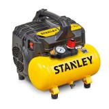 Compresor Silent fara ulei 1CP 8bar Stanley DST 100/8/6