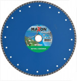 Disc diamantat de taiere continuu, 300x30-25.4x3.2 mm, taiere umeda MT300C MAXON
