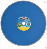Disc diamantat de taiere continuu, 350x30-25.4x2 mm, taiere umeda, Maxon - MCS350C