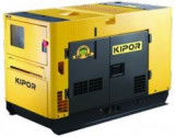 Generator curent diesel SuperSilent Kipor KDE 11 SS