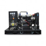 Generator de curent monofazat cu motor diesel HYUNDAI DHY9K(S)Em 10kW