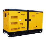 Generator insonorizat diesel trifazat 91kVA, Stager YDY100S3