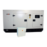 Generator Senci SCDE 34YS-ATS, Putere max. 34 kVA, 400V