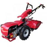 Motocultor cu freza tractata si cositoare DKD WMX 720 7 CP